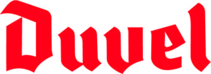 Logotyp för Duvel bryggeri