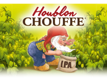 Chouffe IPA logga