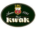 Kwak bryggeri logga