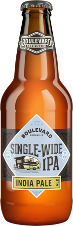 Boulevard Single Wide IPA glasflaska