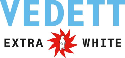 Vedett bryggeri logotyp